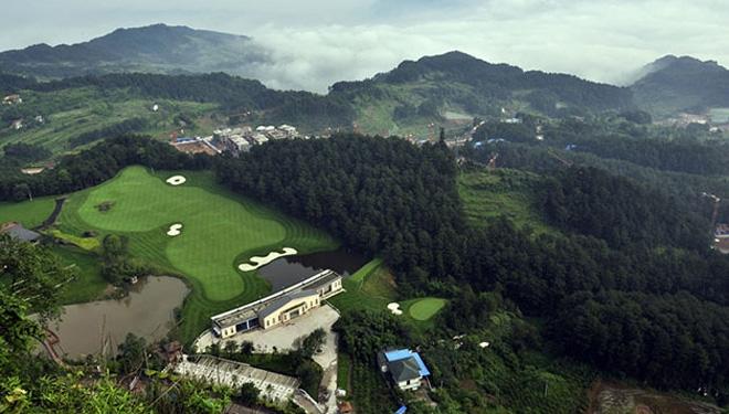 綦江之美——古剑山风景区